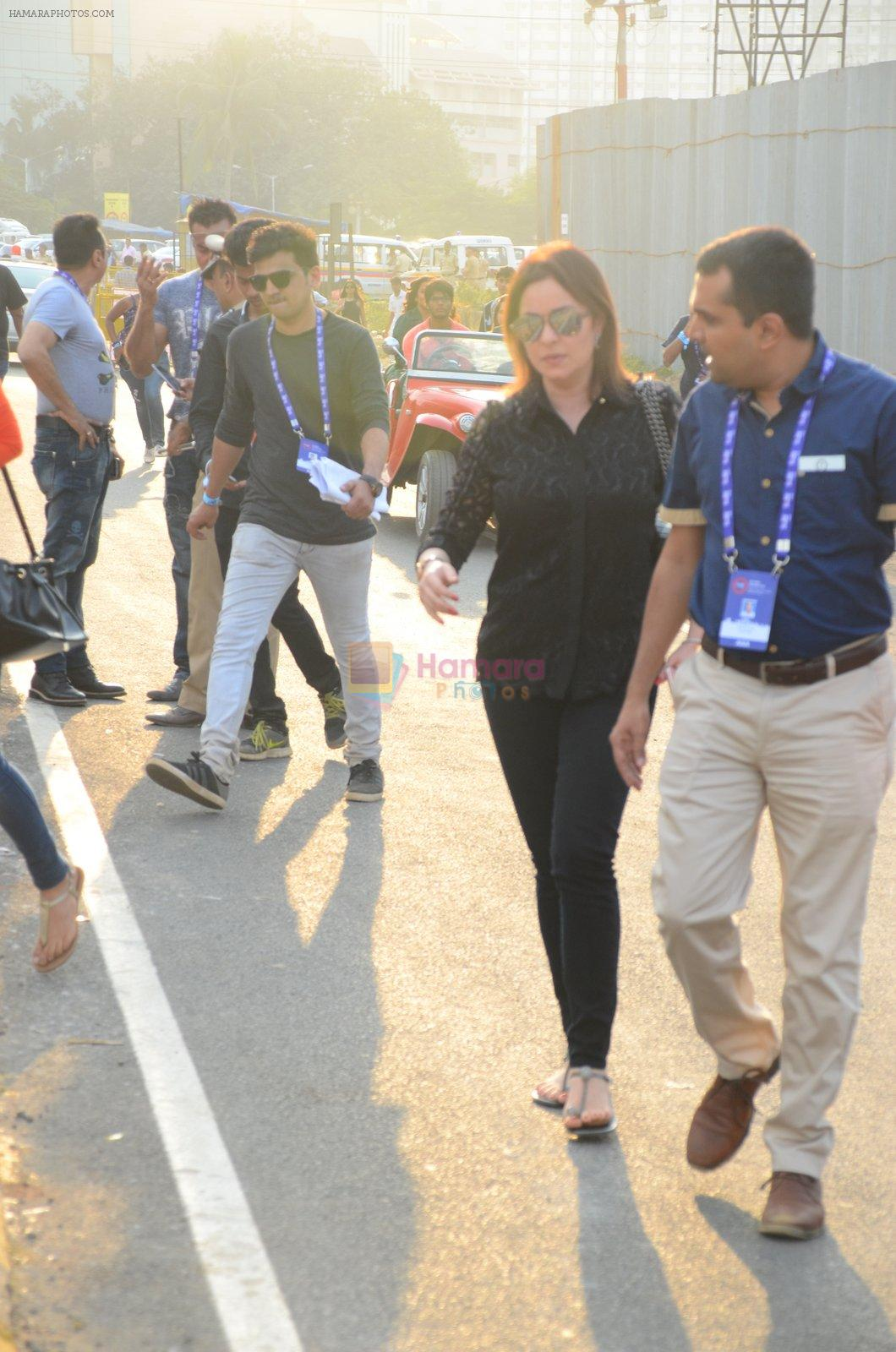 Anjali Tendulkar at Global Citizen Festival India 2016 on 18th Nov 2016