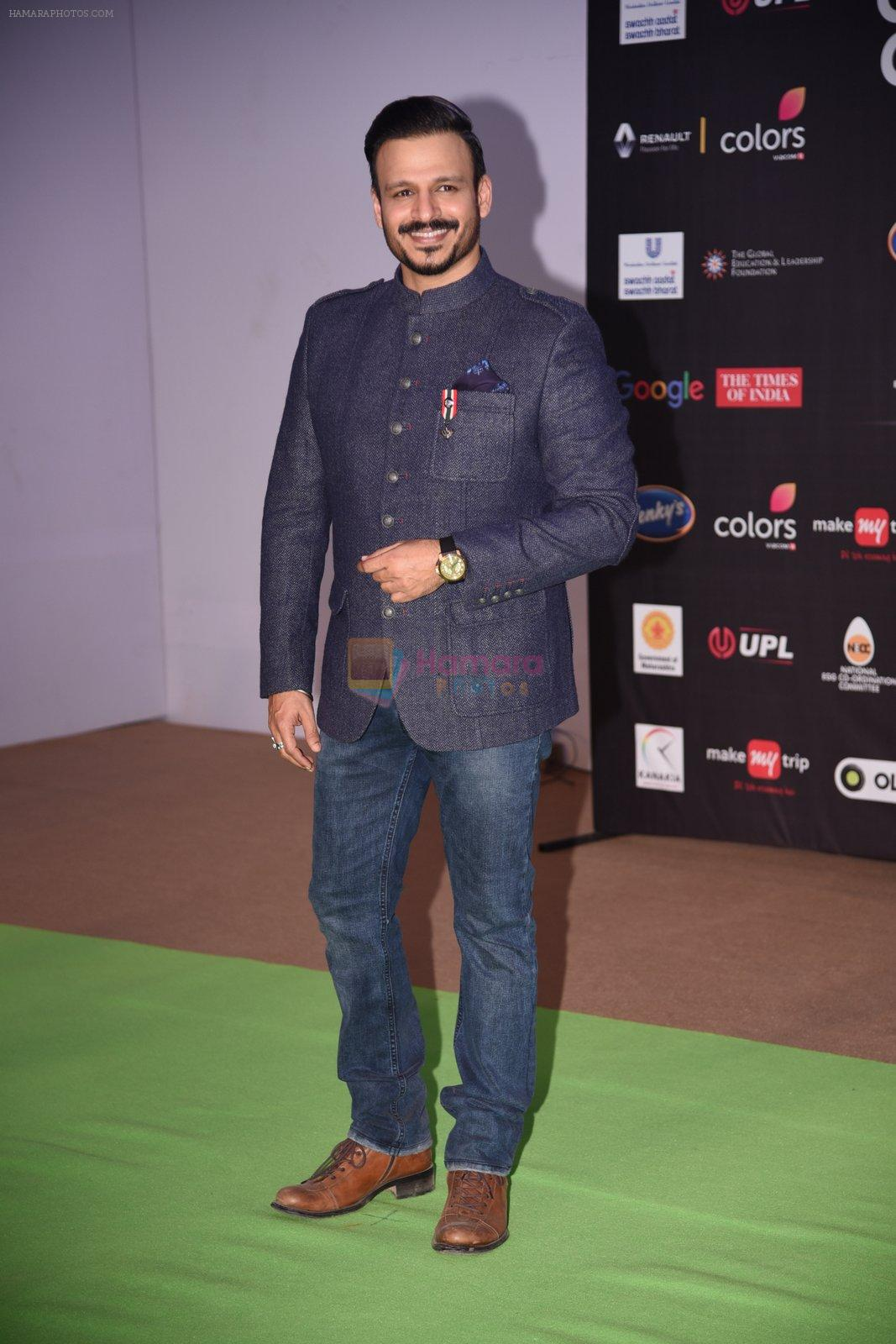 Vivek Oberoi at Global Citizen Festival India 2016 on 18th Nov 2016