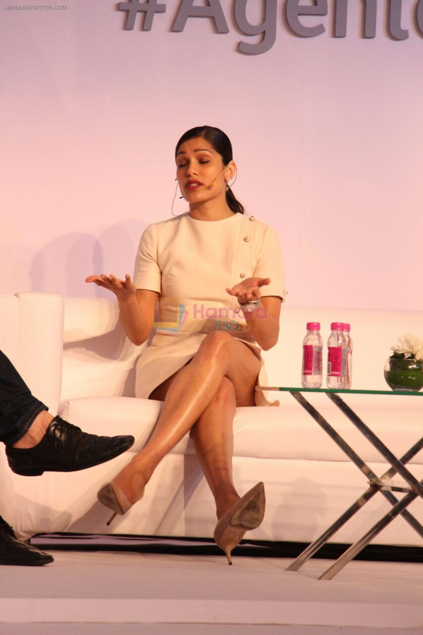 Freida Pinto at global citizen India on 18th Nov 2016