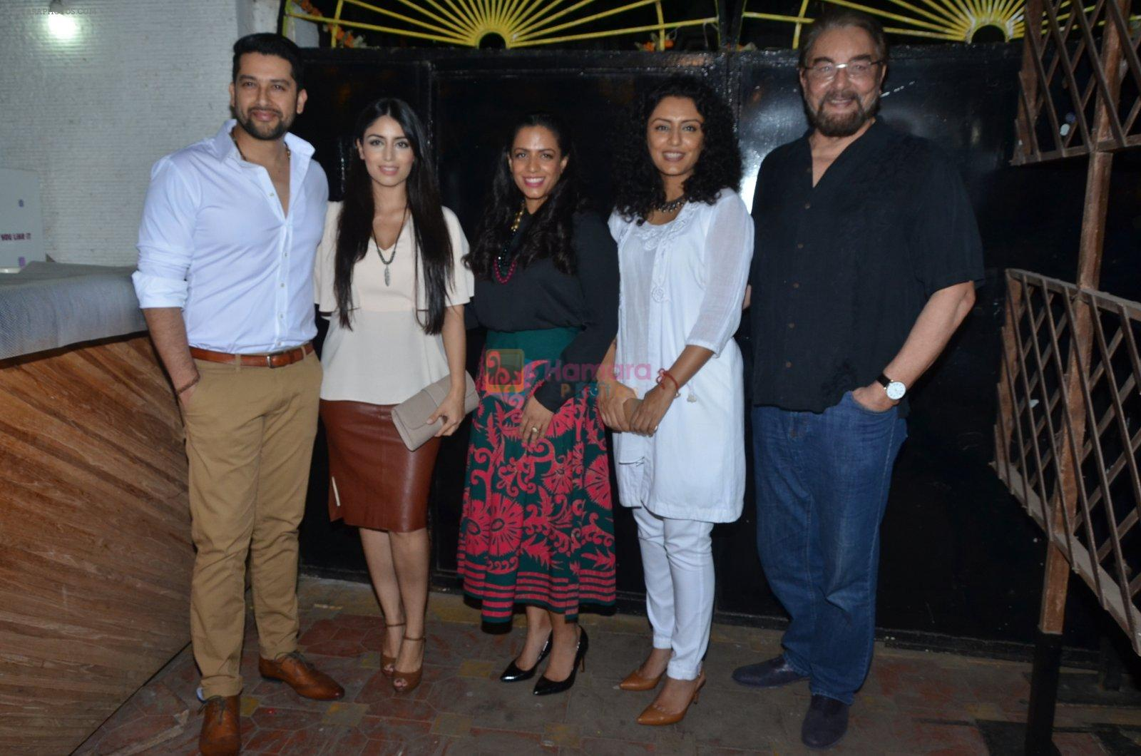 Parveen Dusanj - Bedi & Suki Dusanj promotes Sustainable fashion on 21st Nov 2016
