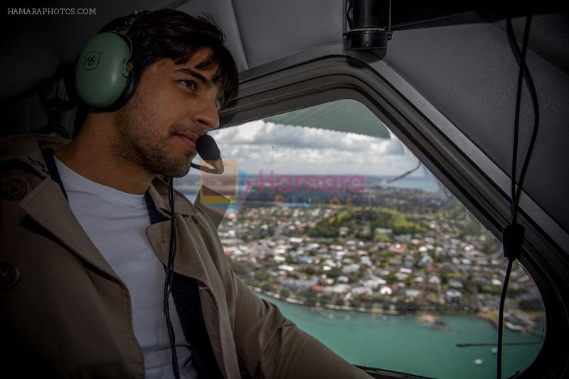 Sidharth Malhotra experiences a seaplane ride in New Zealand 4