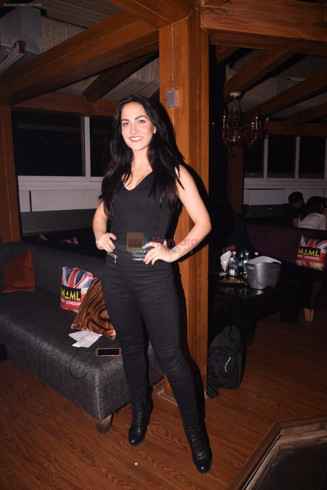 Elli Avram at Opa Anniversary bash hosted by Andi on 22nd Nov 2016