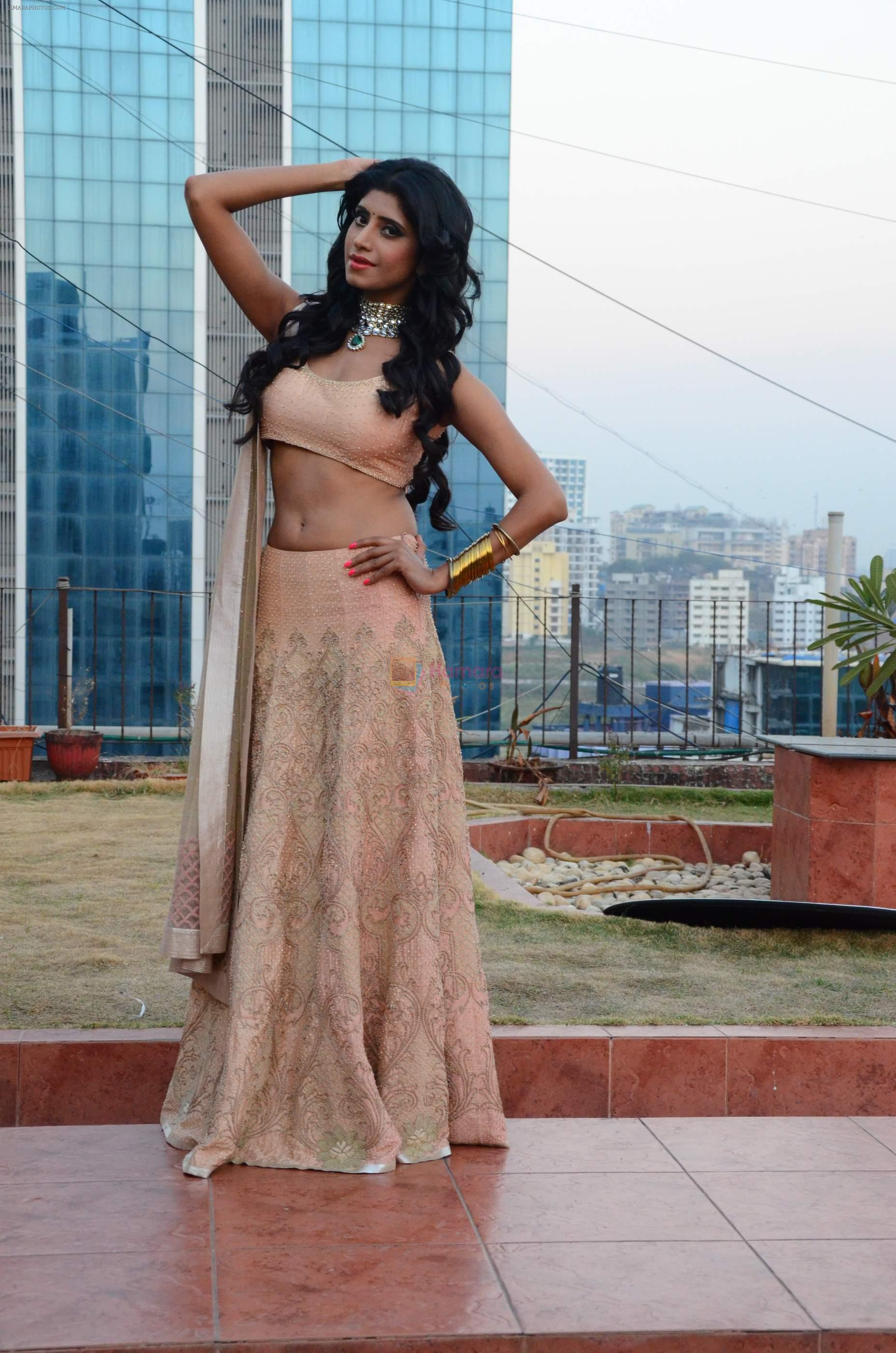 Vindhya Tiwari photo shoot on 22nd Nov 2016