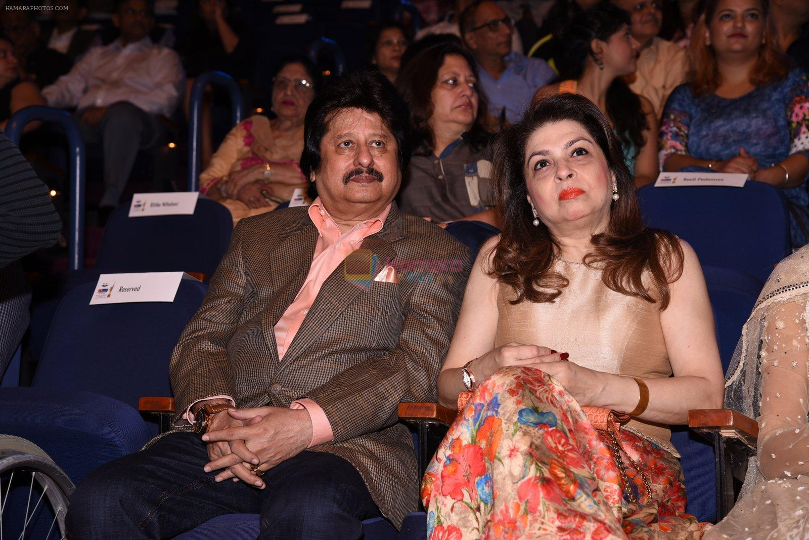 Pankaj Udhas at Positive Health Awards on 23rd Nov 2016