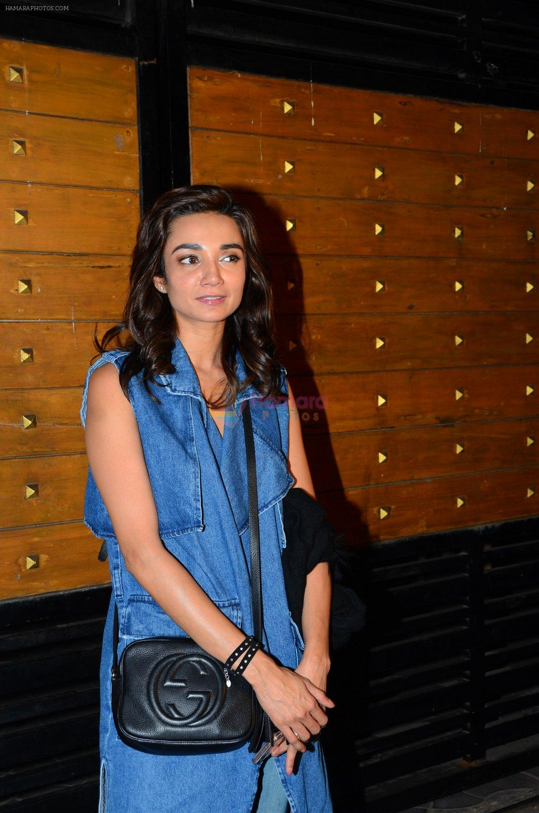 Ira Dubey at Dear Zindagi screening on 23rd Nov 2016