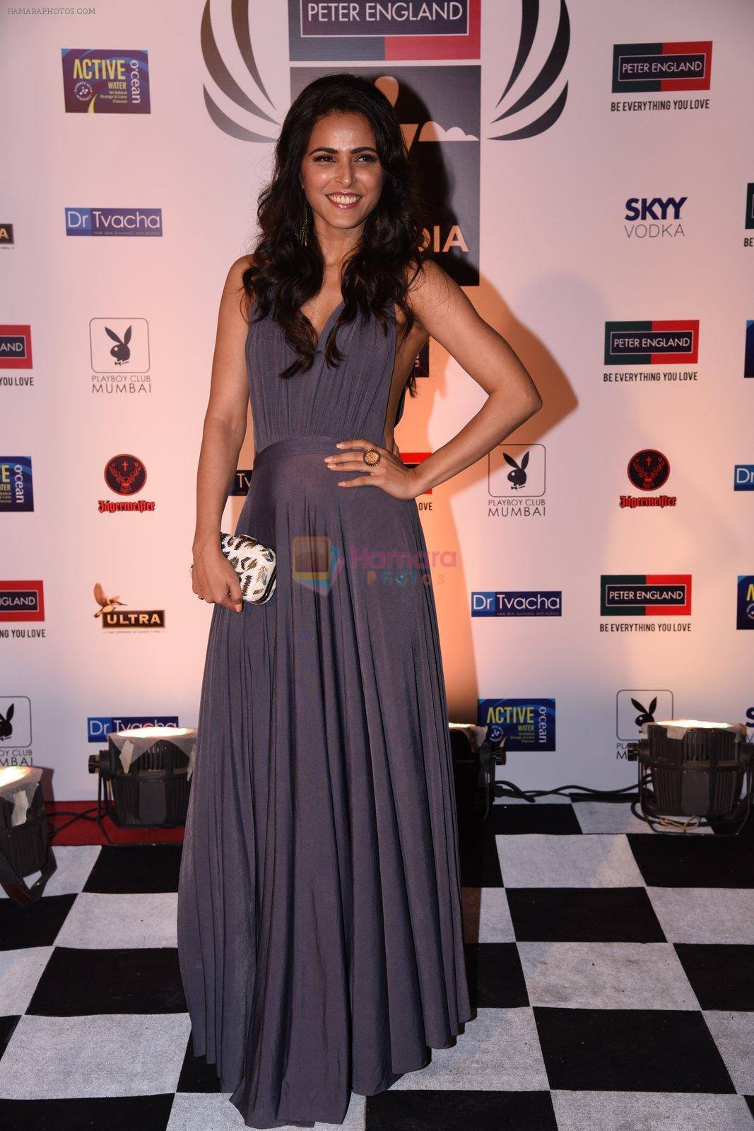 Madhurima Tuli at Peter England Mr India on 24th Nov 2016
