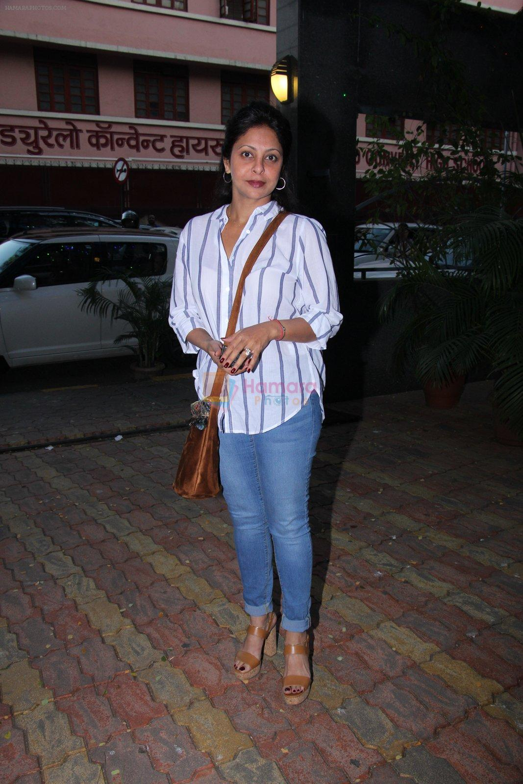 Shefali Shah at the launch of Anjali Chabbria's book in Mumbai on 24th Nov 2016