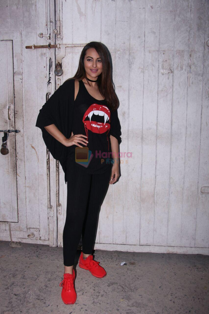 Sonakshi Sinha at the promotions of Force 2 on 25th Nov 2016