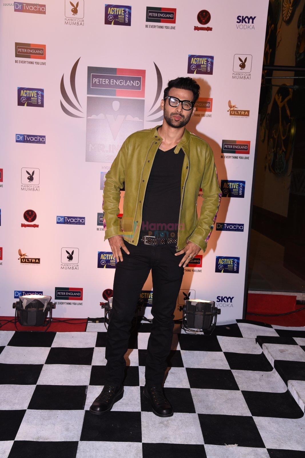 Freddy Daruwala at Peter England Mr India on 24th Nov 2016