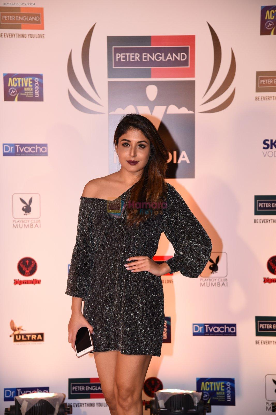 Kritika Kamra at Peter England Mr India on 24th Nov 2016