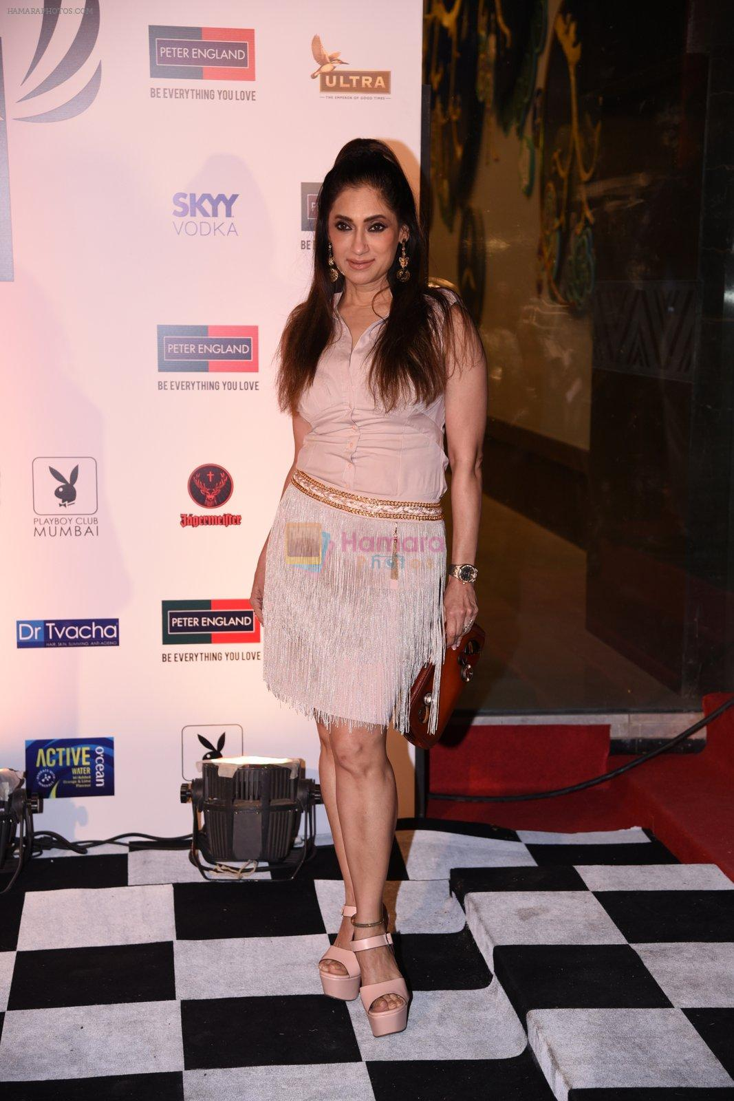 Lucky Morani at Peter England Mr India on 24th Nov 2016
