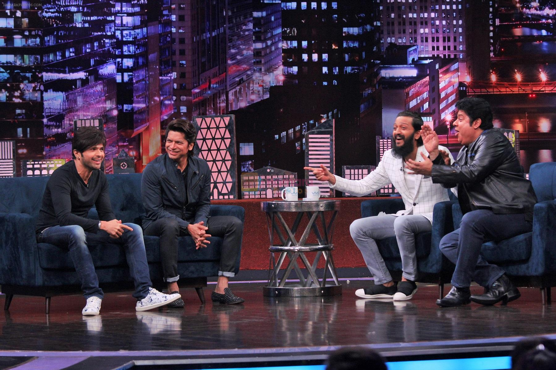Shaan and Himesh Reshammiya on Yaaron Ki Baraat on 24th Nov 2016