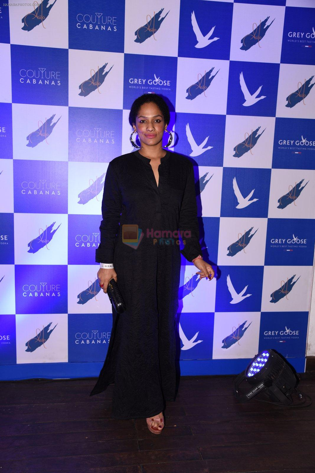 Masaba at Couture Cabanas hosted by Kunal Rawal and Ashiesh Shah in Asilo on 25th Nov 2016