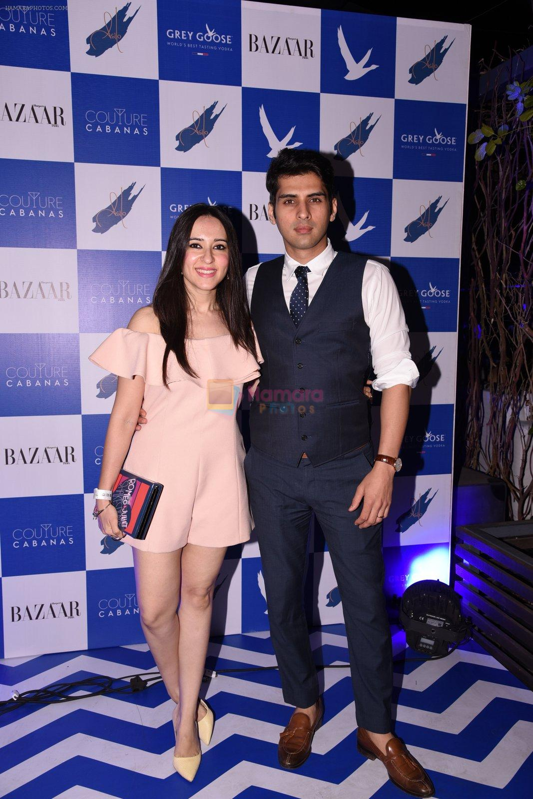 Sameer Dattani at Couture Cabanas hosted by Kunal Rawal and Ashiesh Shah in Asilo on 25th Nov 2016