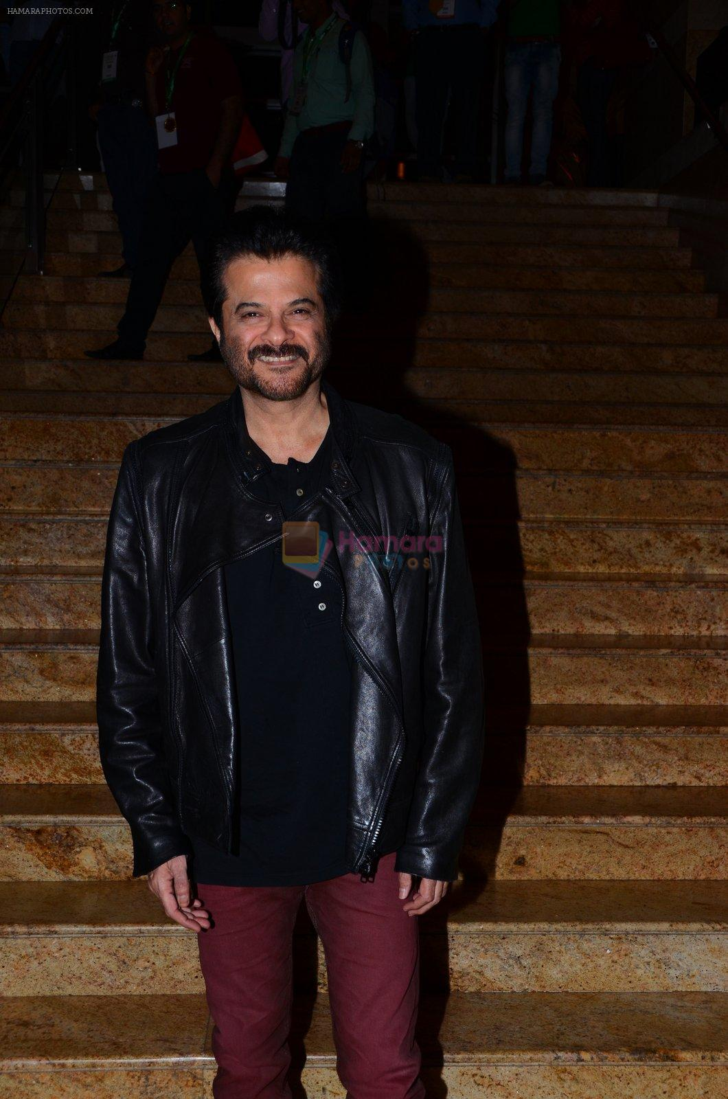 Anil Kapoor announces as brand ambassador for NAPCON on 26th Nov 2016