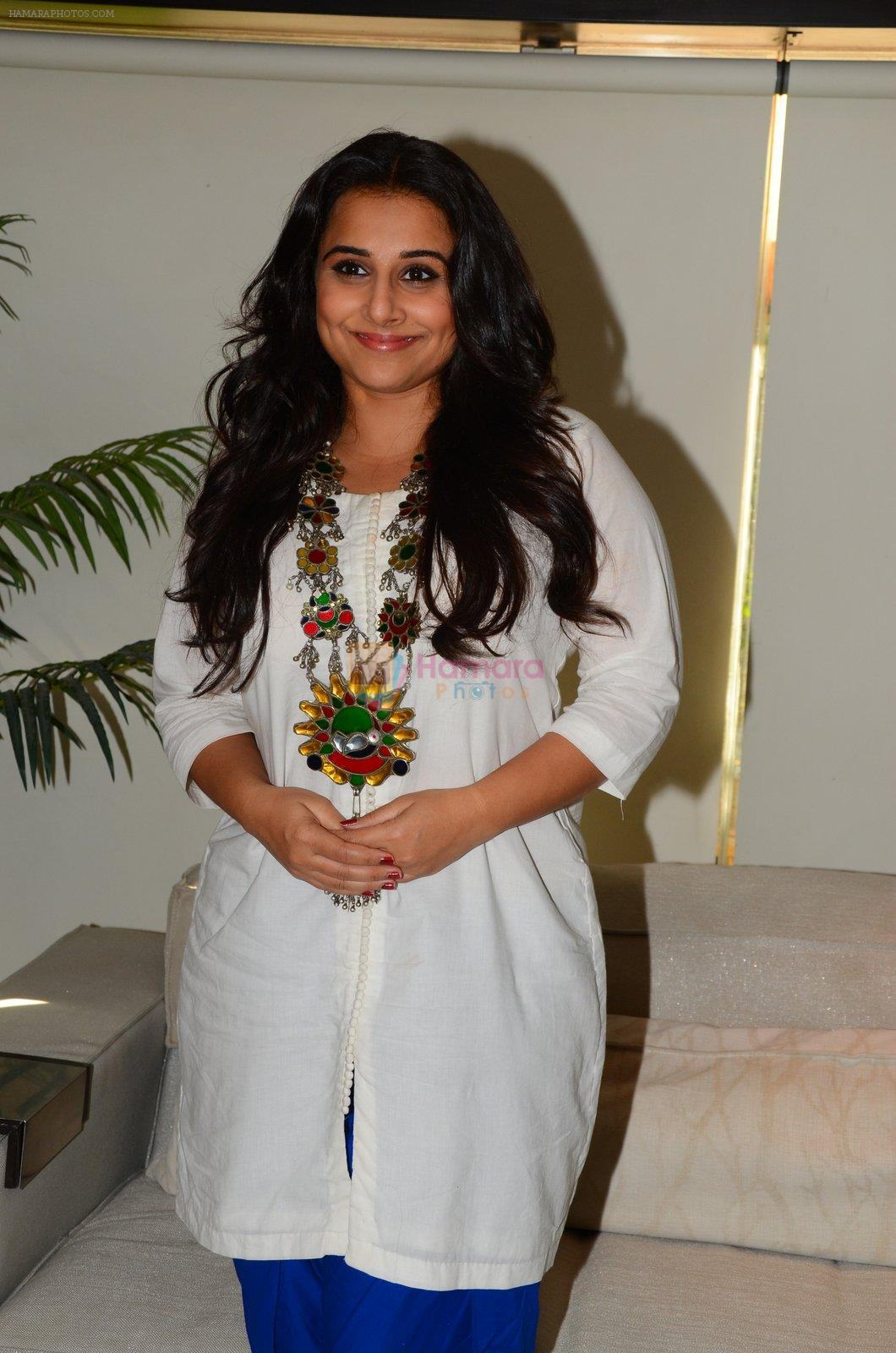 Vidya Balan photo shoot in Mumbai on 28th Nov 2016