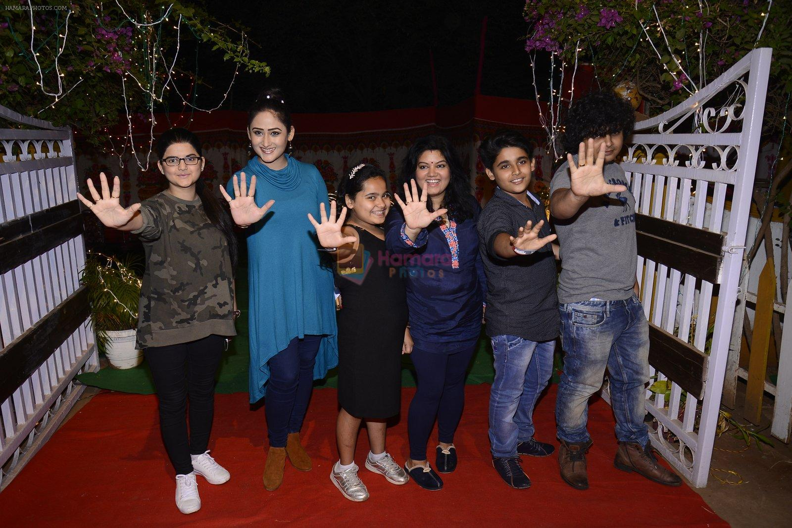 Aditi Sajwan at Chidiya Ghar success meet on 28th Nov 2016