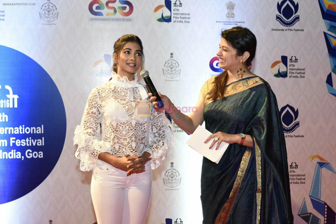 Pooja Hegde at IFFI Goa