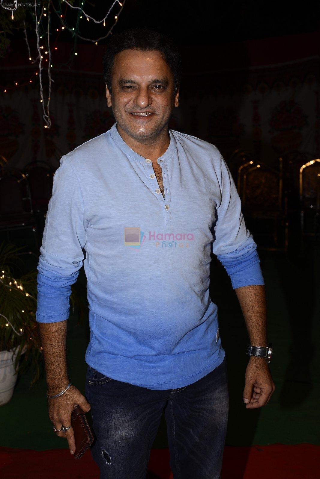 Paresh Ganatra at Chidiya Ghar success meet on 28th Nov 2016