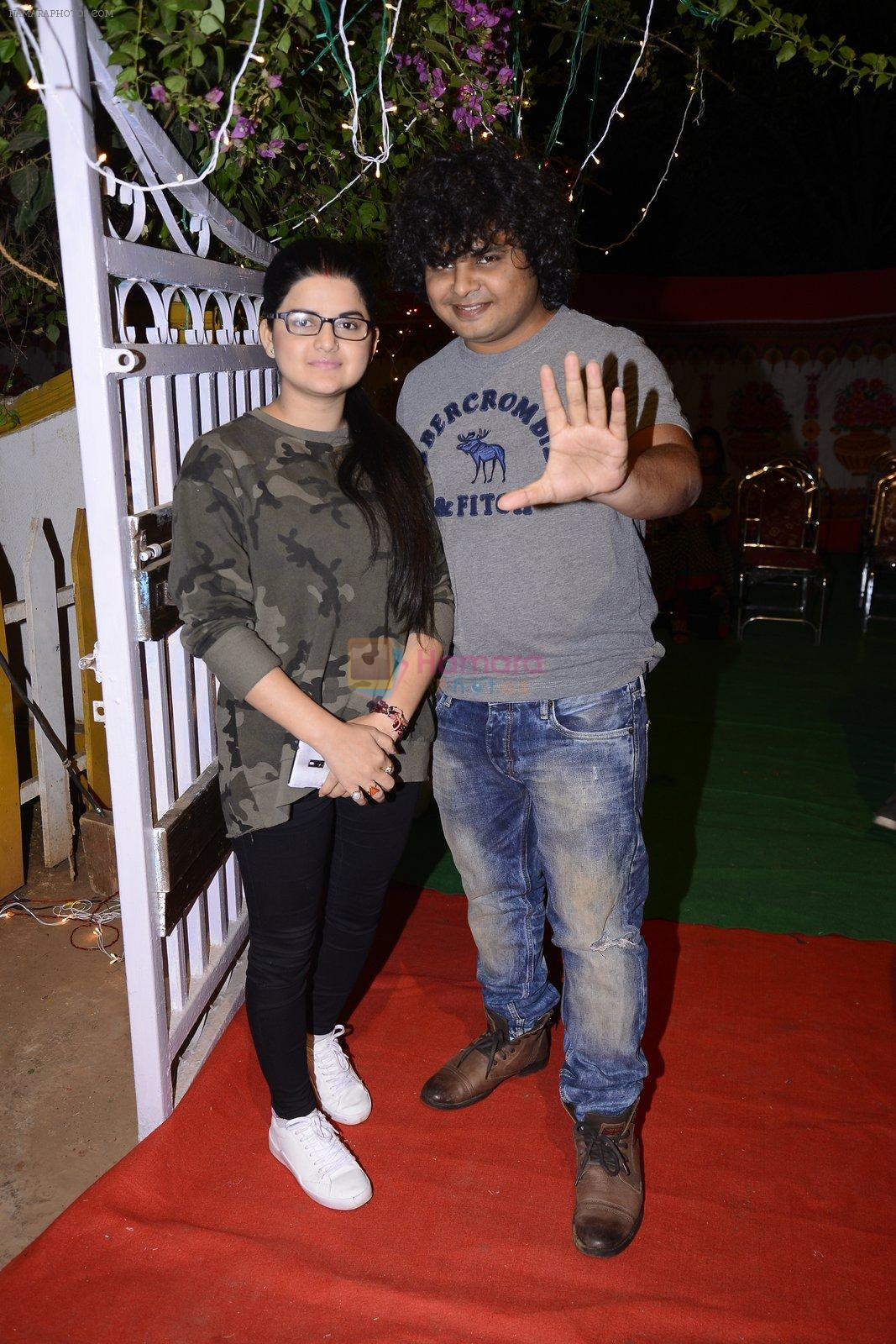 at Chidiya Ghar success meet on 28th Nov 2016