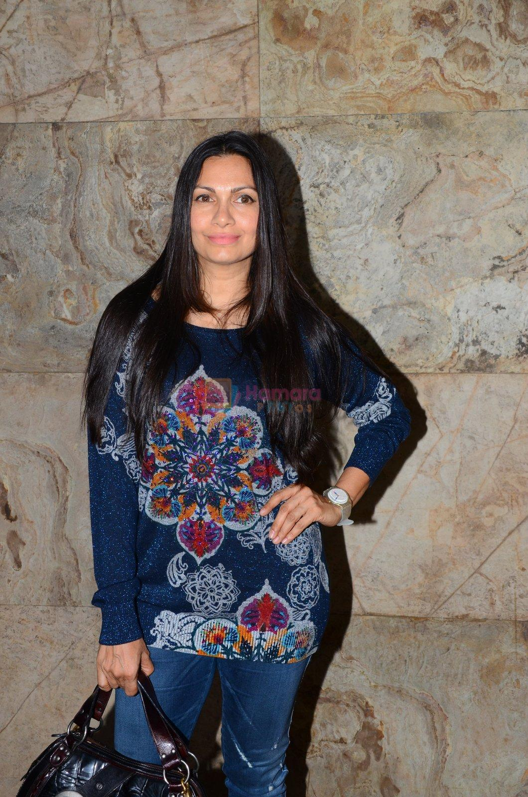 Maria Goretti at Chutney film screening in Mumbai on 28th Nov 2016