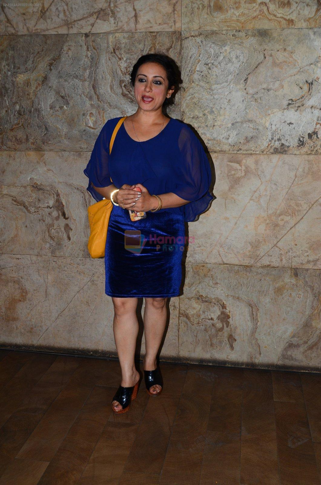 Divya Dutta at Chutney film screening in Mumbai on 28th Nov 2016