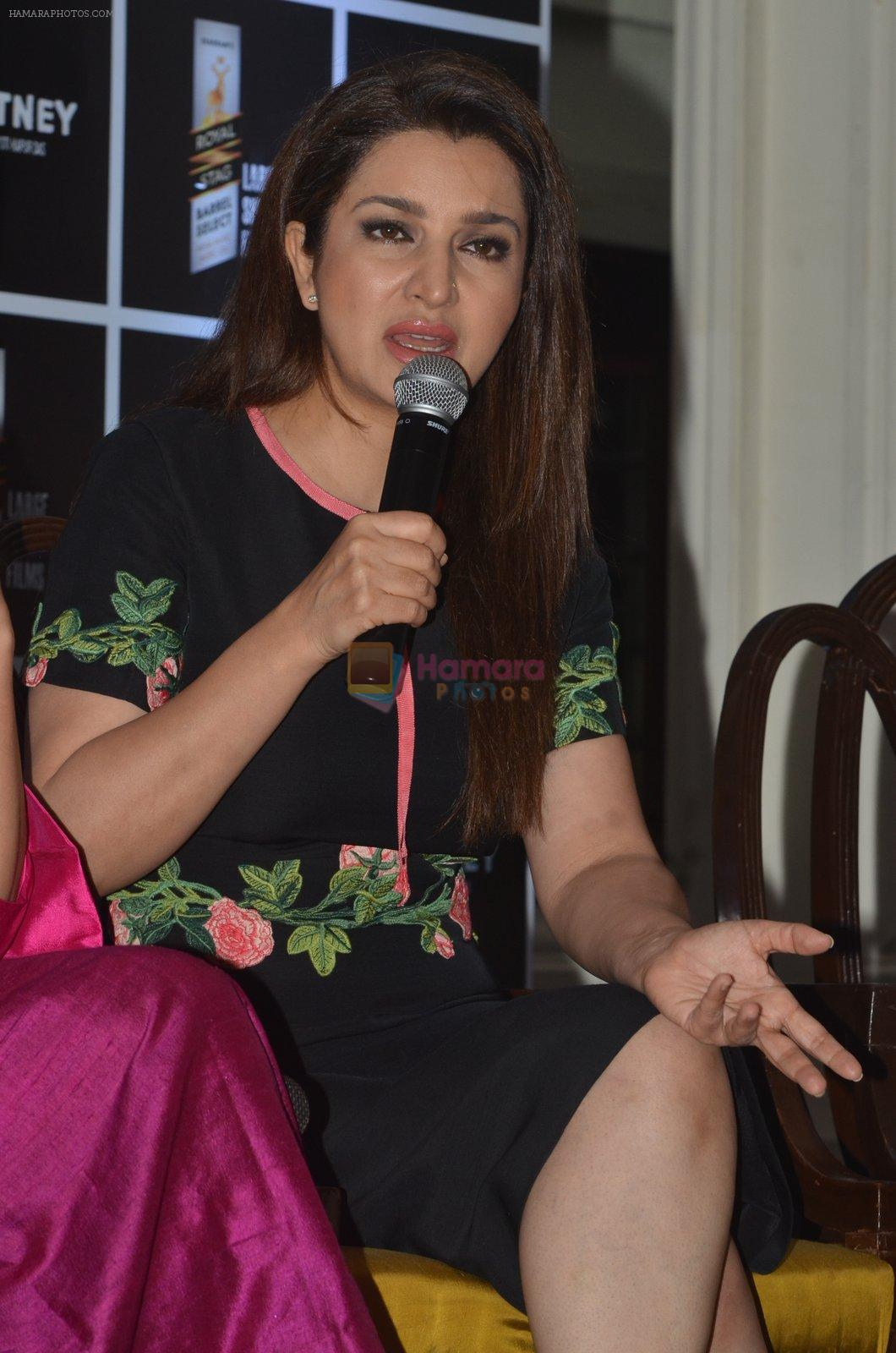 Tisca Chopra at Chutney film launch on 28th Nov 2016