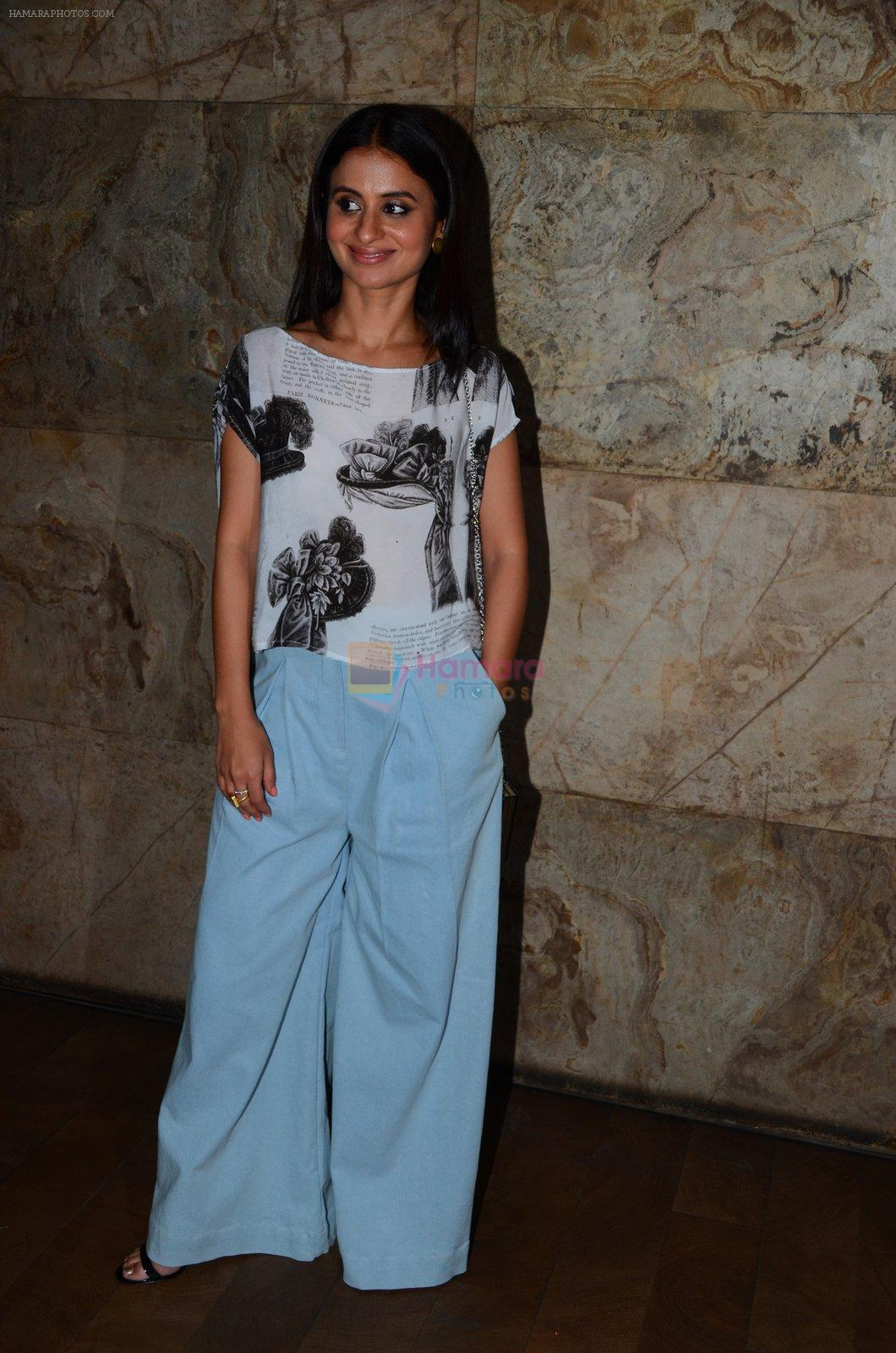 Rasika Duggal at Chutney film screening in Mumbai on 28th Nov 2016
