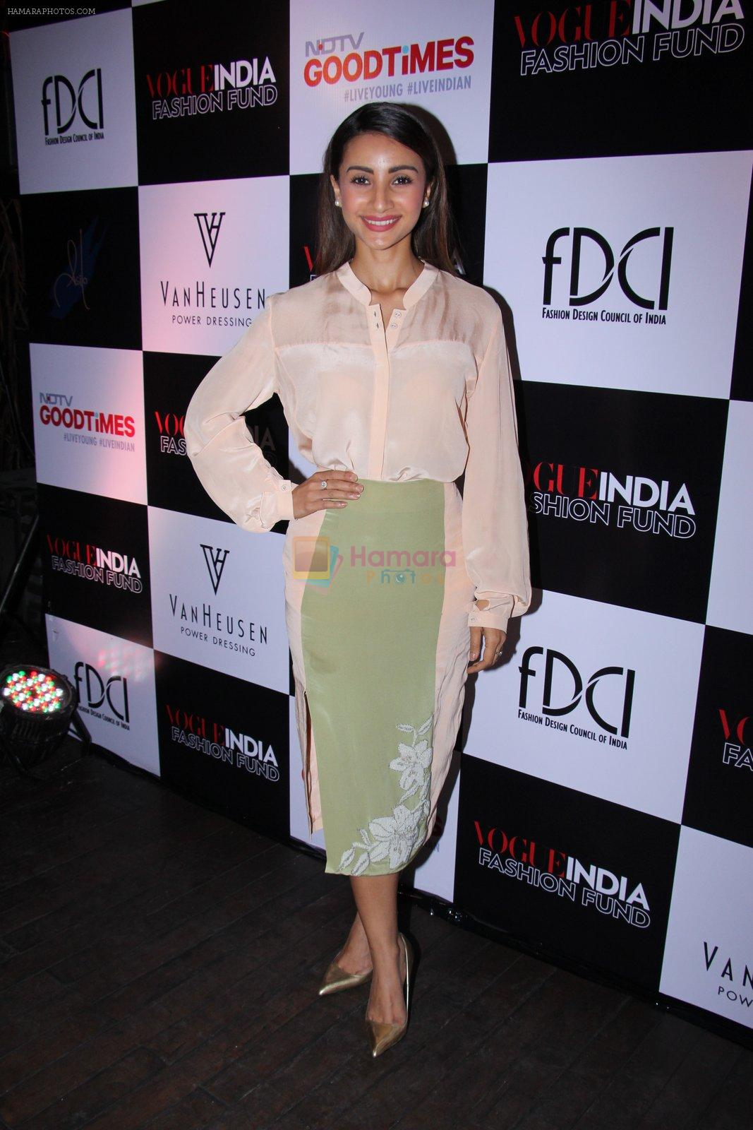 Patralekha at Vogue India Fashion Fund Event on 29th Nov 2016