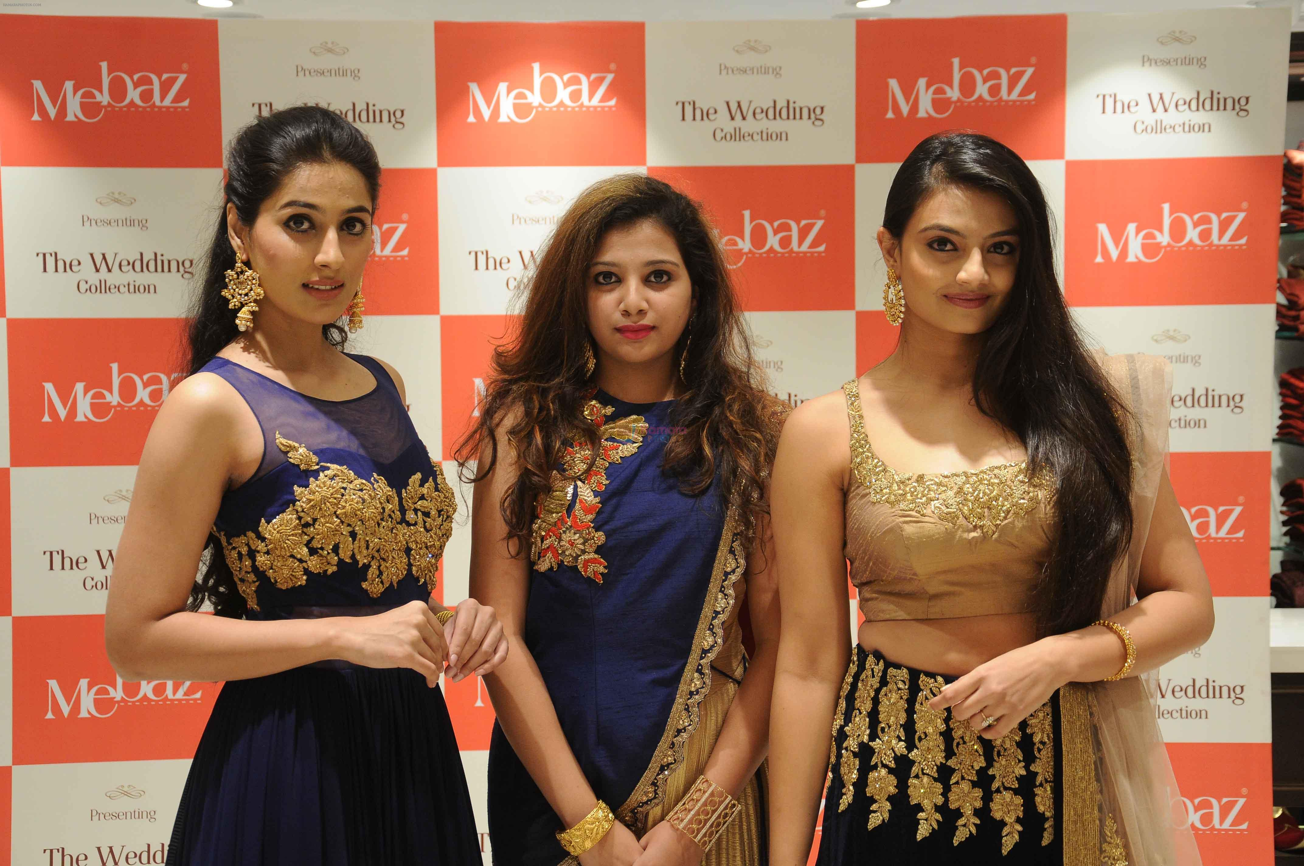 at Brand Mebaz collection preview on 29th Nov 2016