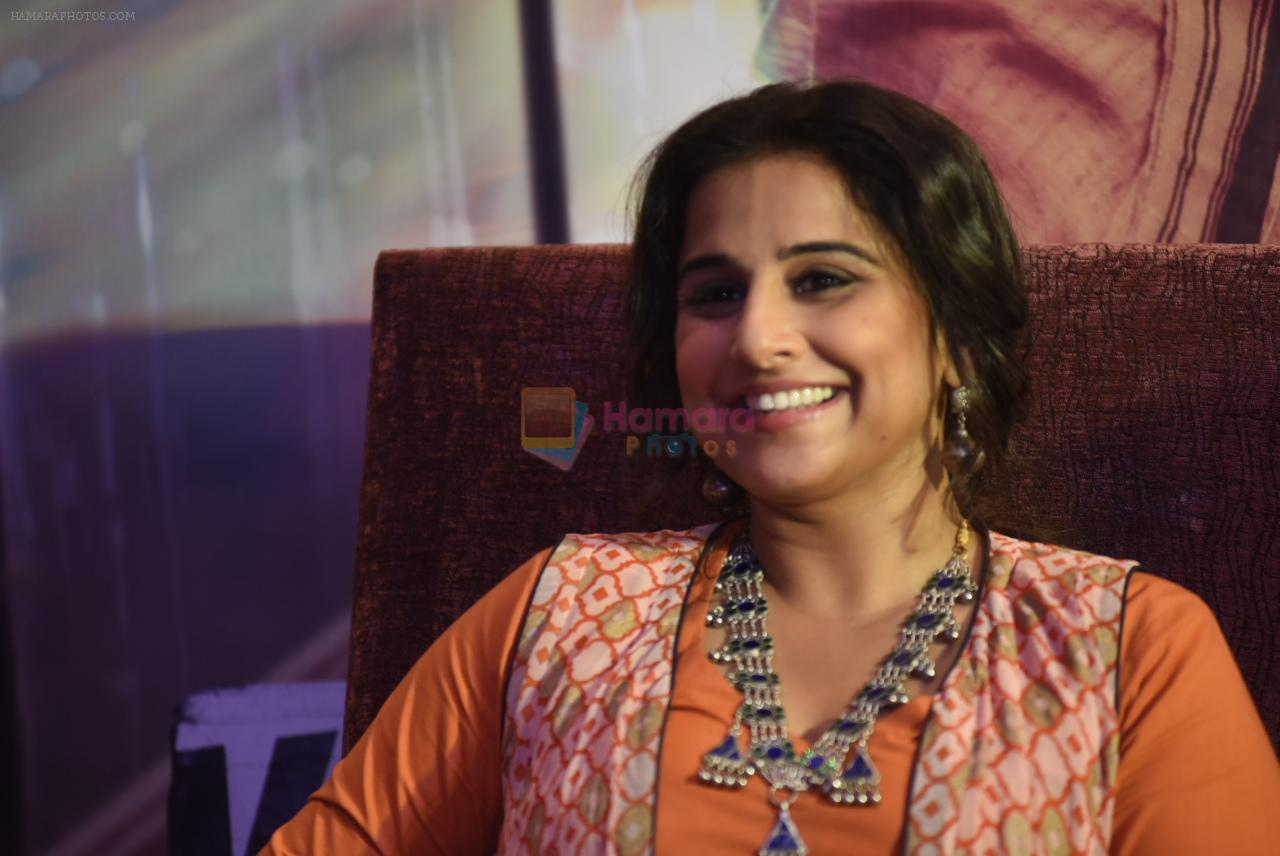 Vidya Balan at Kahaani 2 Press Conference in Delhi on 29th Nov 2016