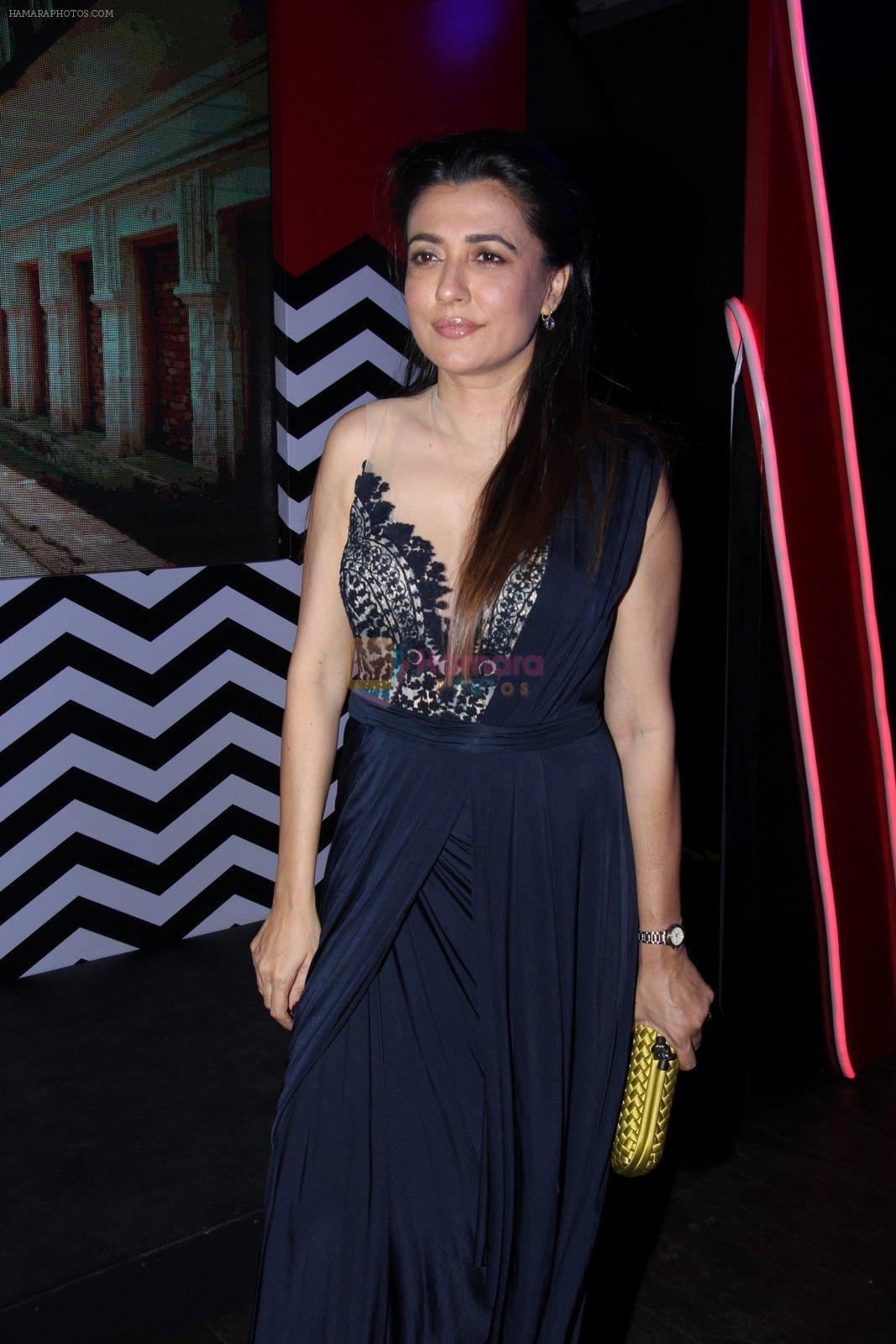 Mini Mathur at Vogue India Fashion Fund Event on 29th Nov 2016