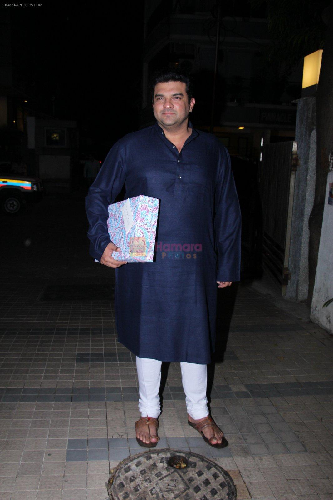 Siddharth Roy Kapoor at Madhur Bhandarkar Bash on 30th Nov 2016