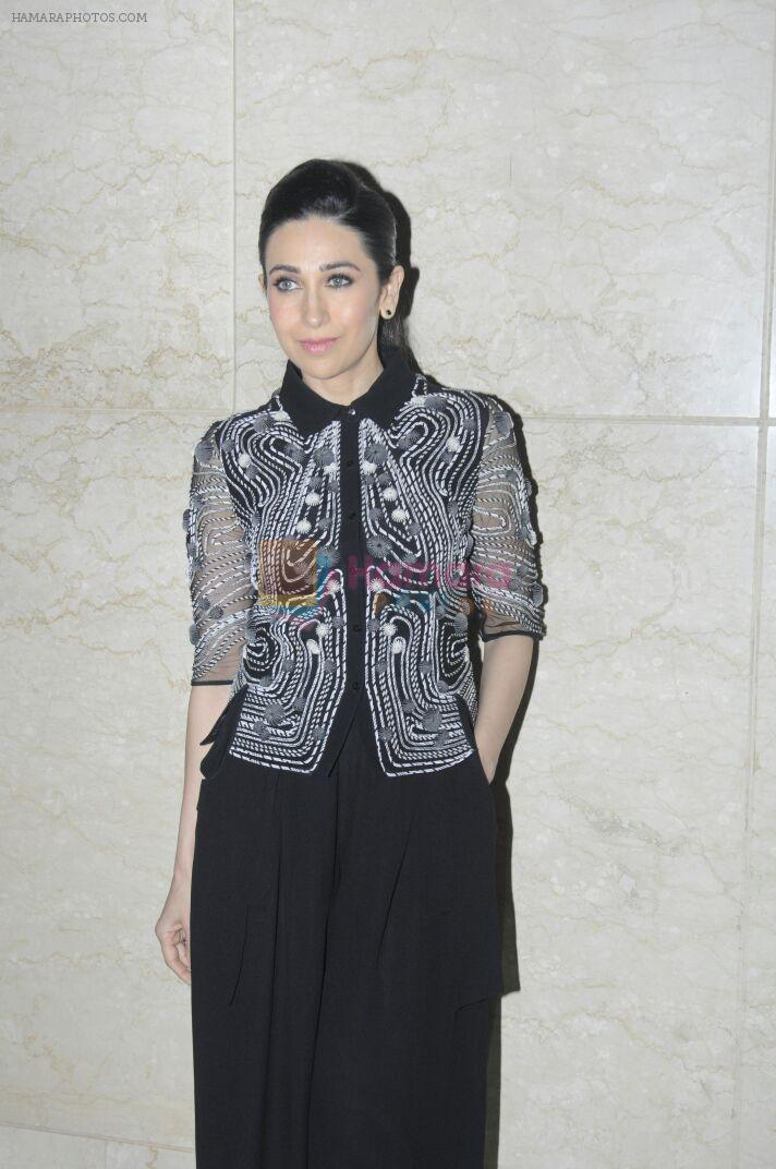 Karisma Kapoor at India Leadership awards in Mumbai on 30th Nov 2016