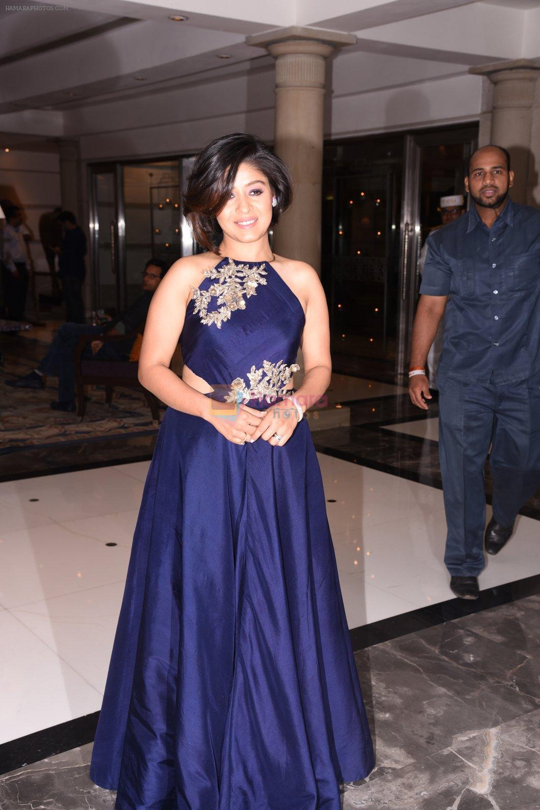 Sunidhi Chauhan at Brand Vision Awards in Mumbai on 30th Nov 2016