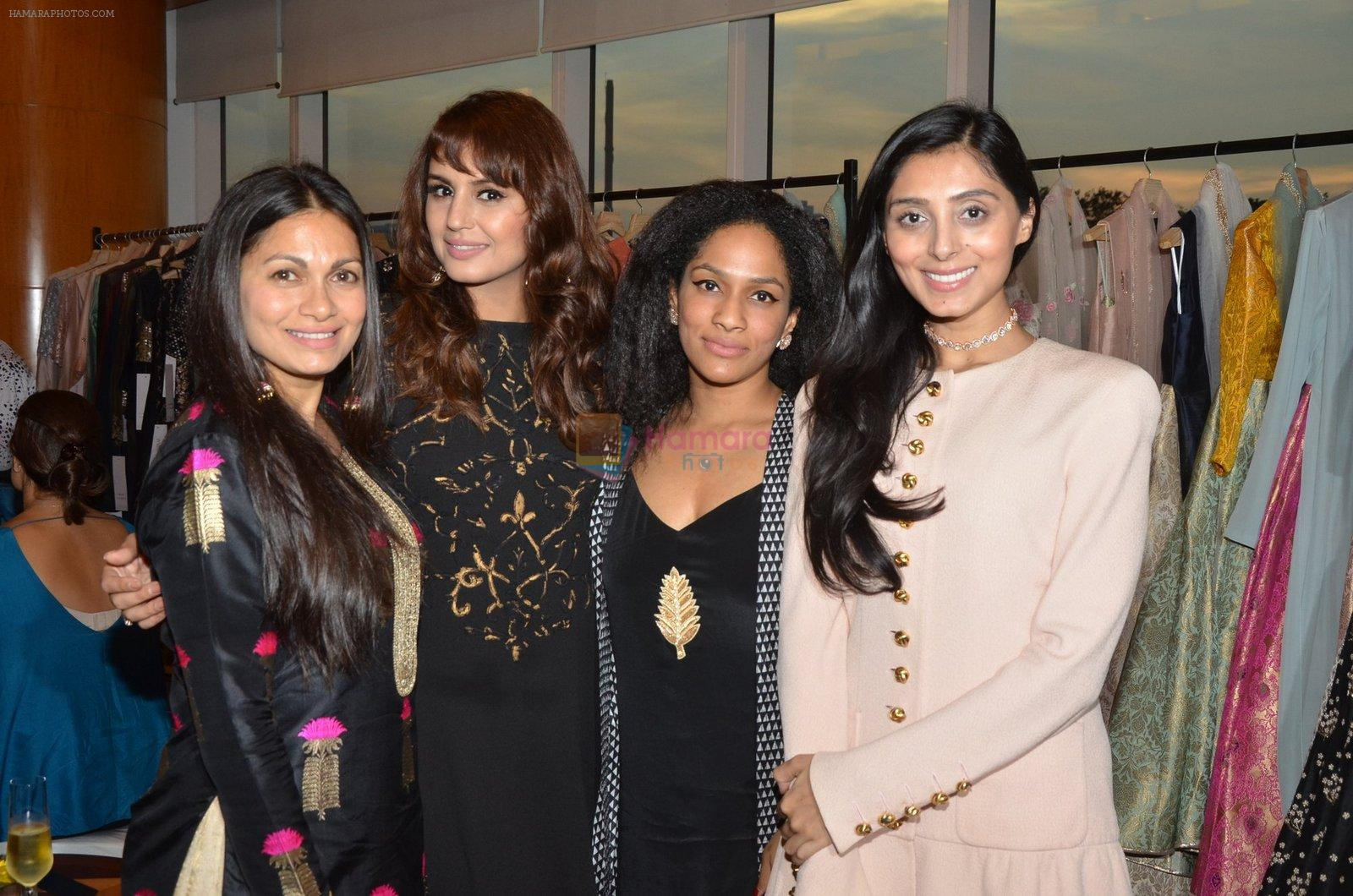 Maria Goretti at Payal Singhal, Shaheen Abbas, Nisha Jhangiani trunk show on 1st Dec 2016