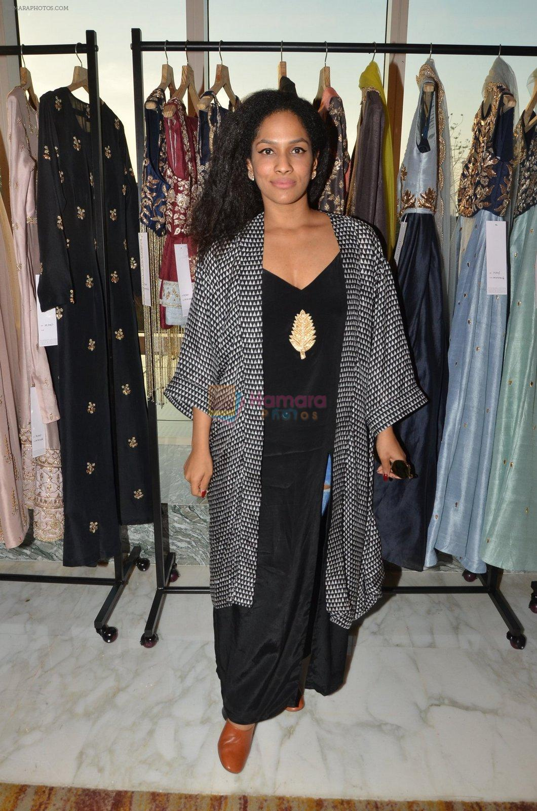 Masaba at Payal Singhal, Shaheen Abbas, Nisha Jhangiani trunk show on 1st Dec 2016