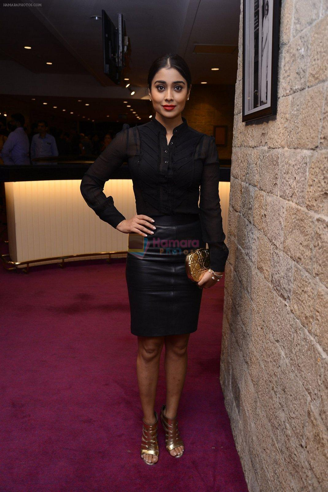 Shriya Saran at Stomp premiere on 7th Dec 2016