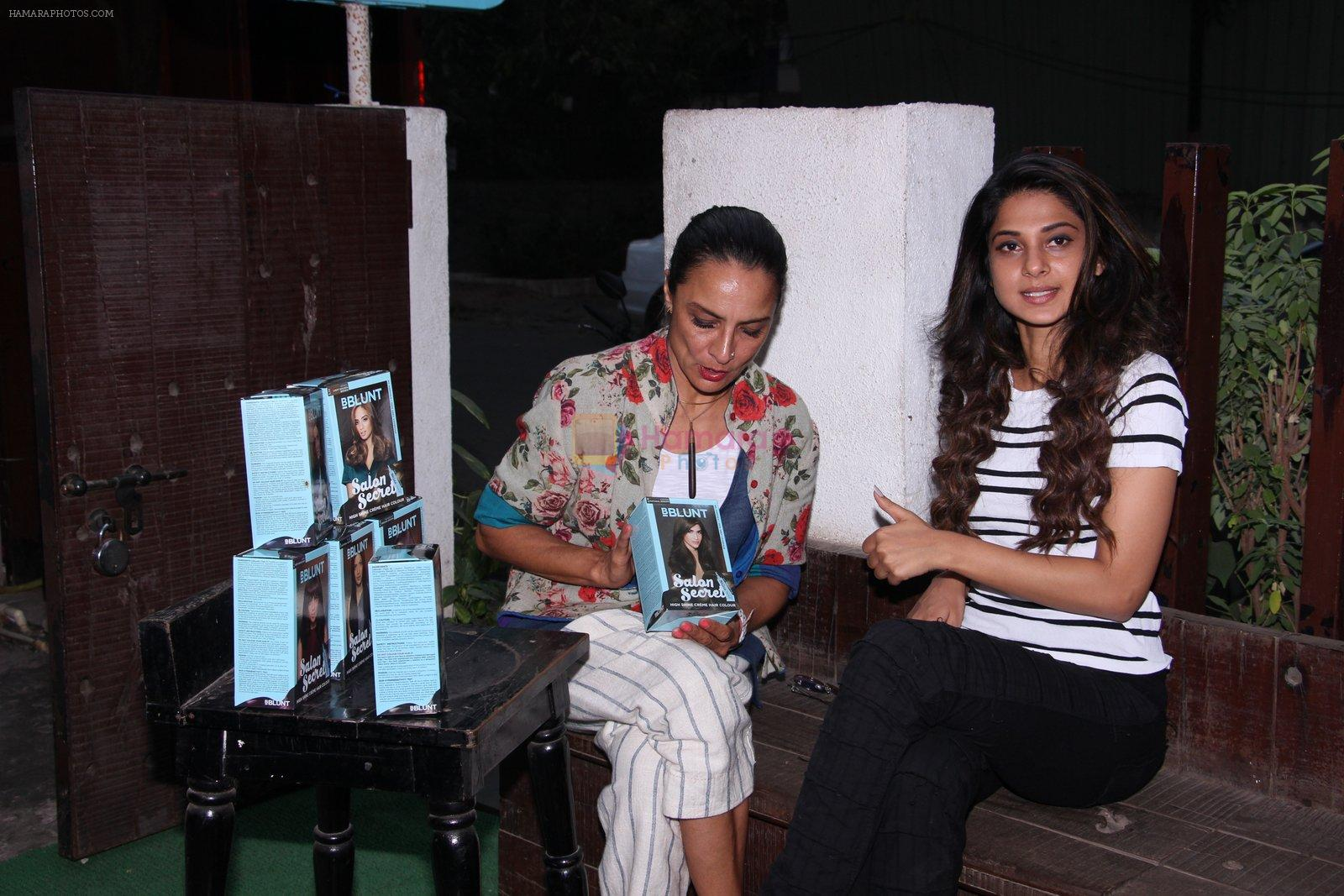 Jennifer winget sports a look designed by adhuna with for Adhuna akhtar salon