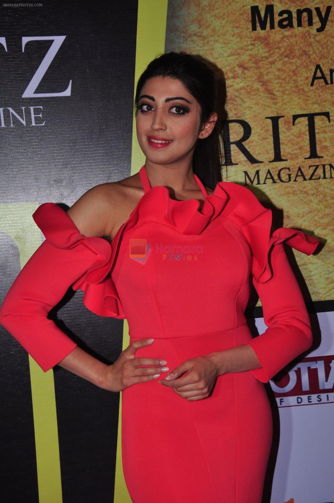 Praneetha at South Scope Lifestyle Awards