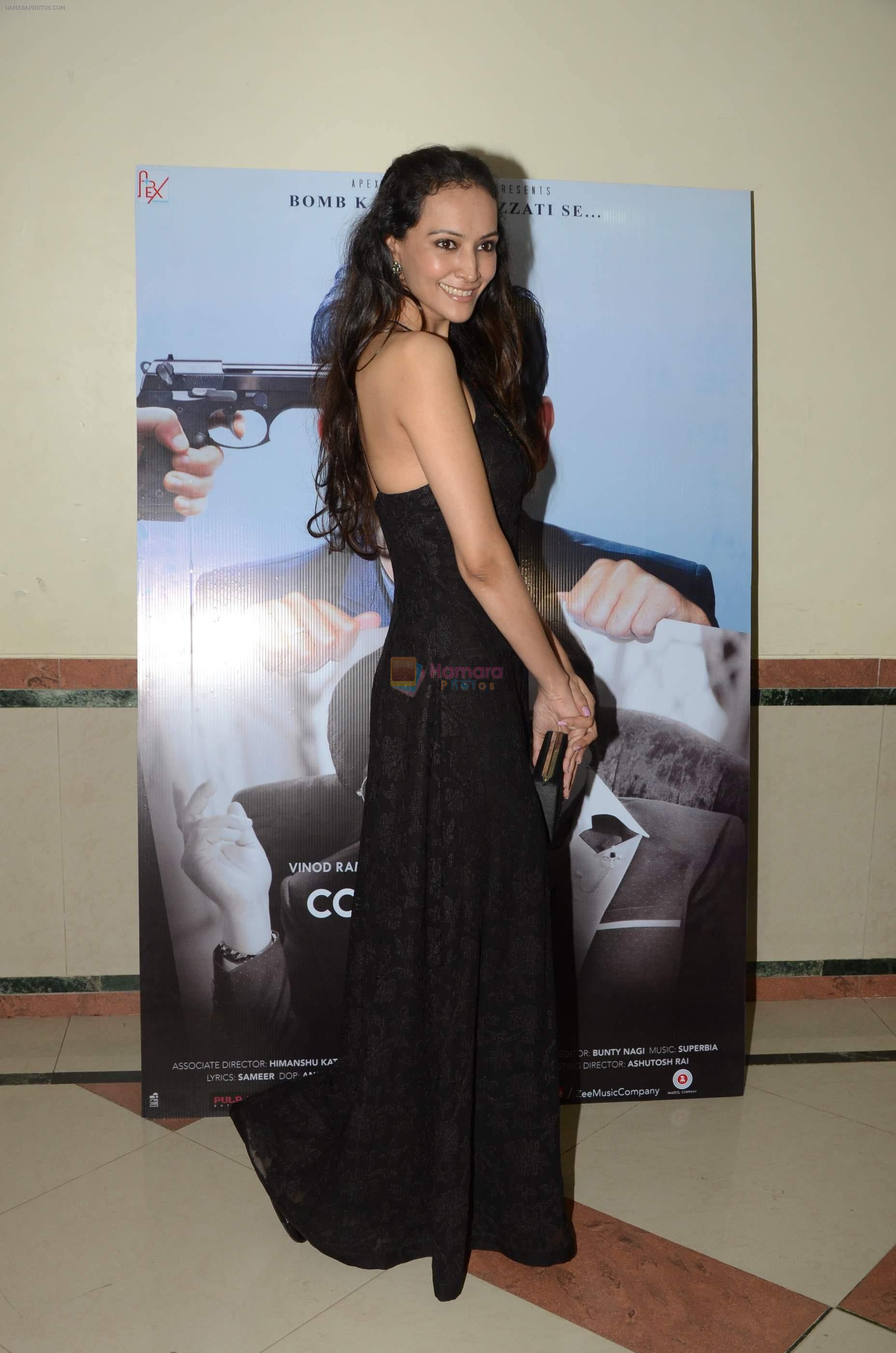 Dipannita Sharma at Sunil Grover's film Coffe with D promotions on 17th Dec 2016