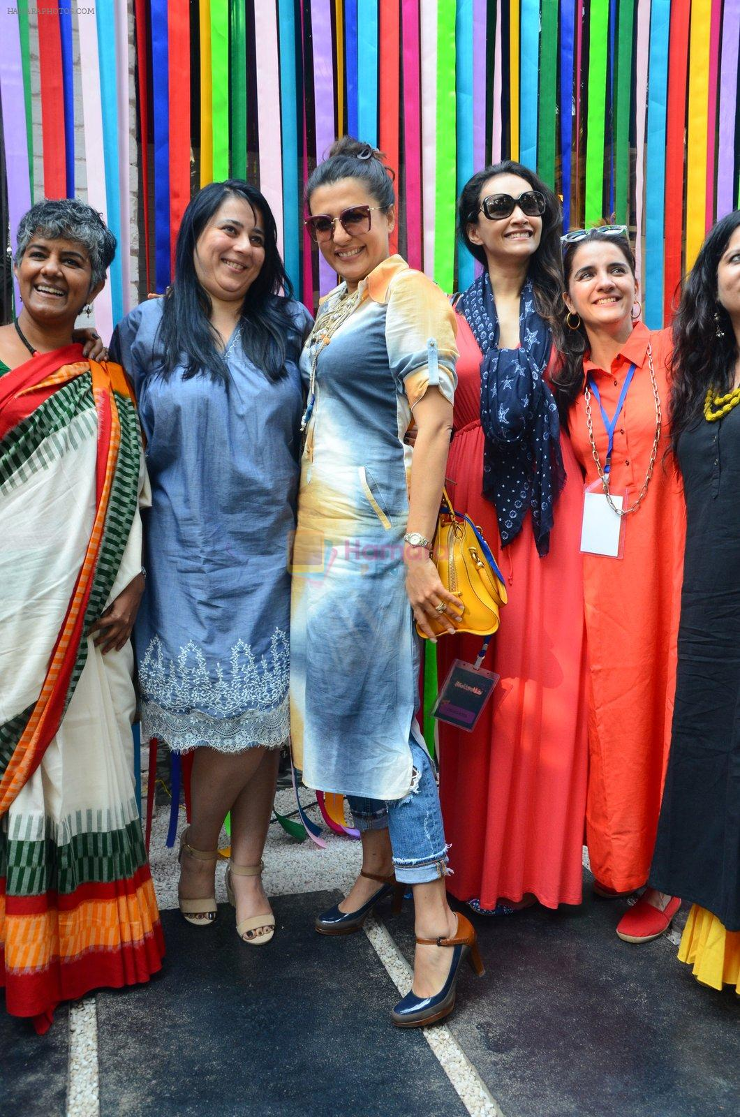 Mini Mathur, Dipannita Sharma, Shruti Seth at Urban women event Festivelle on 17th Dec 2016
