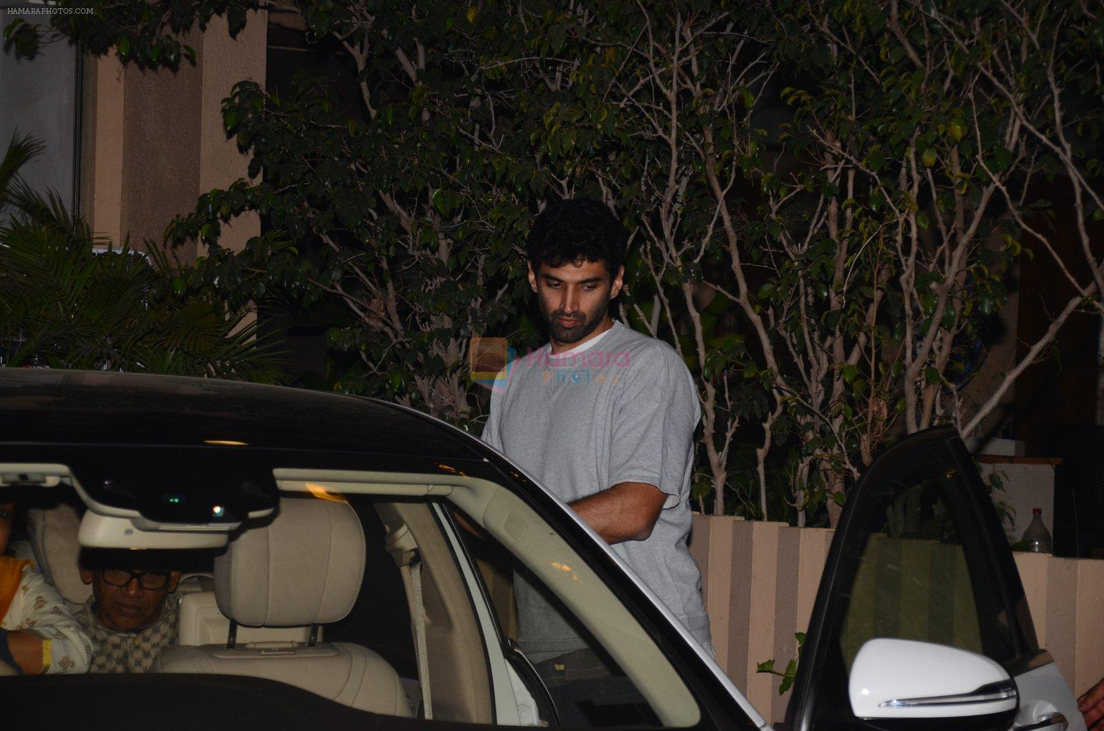 Aditya Roy Kapoor snapped on 28th Dec 2016