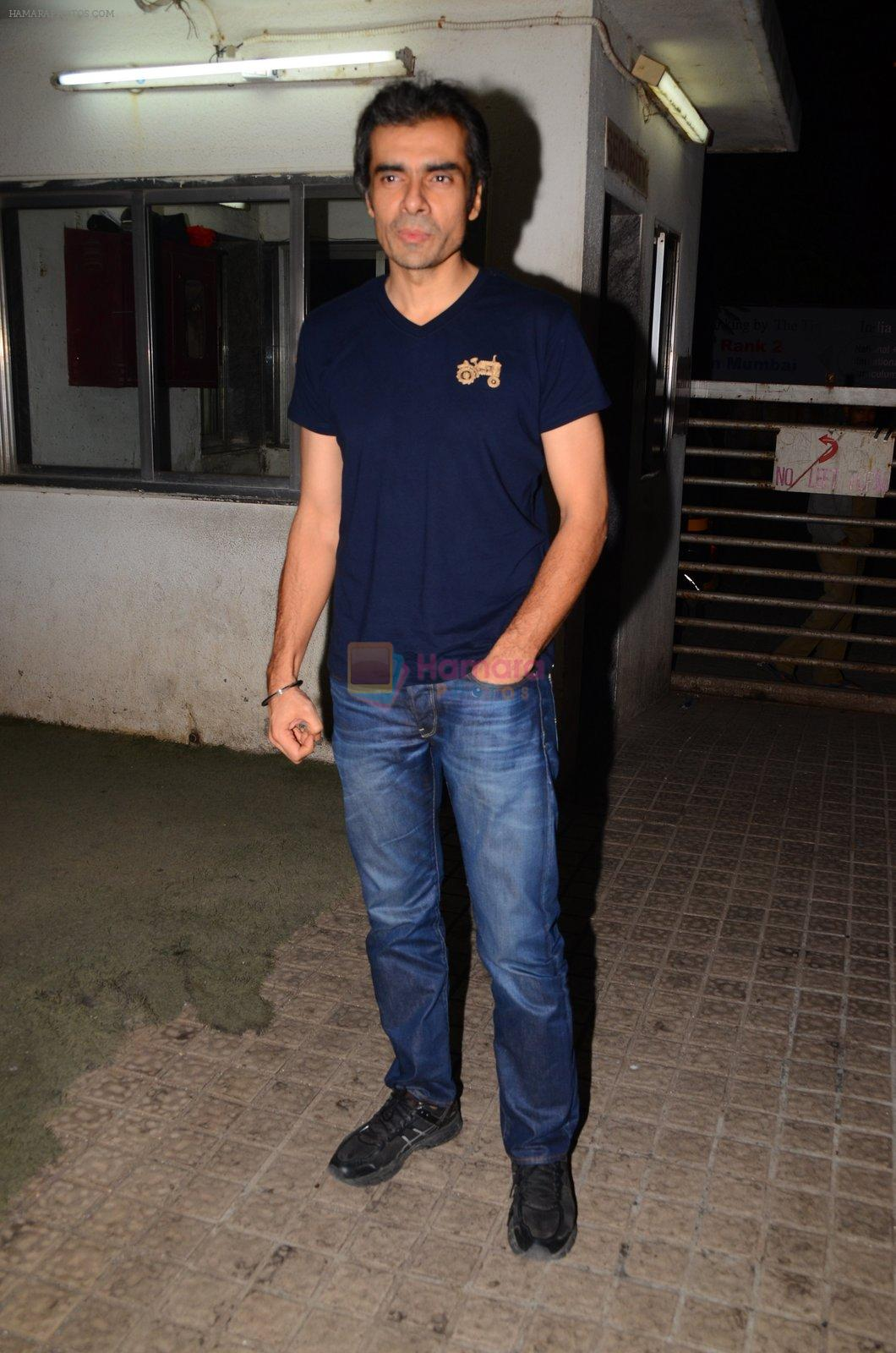 Imtiaz Ali watches Dangal on 29th Dec 2016