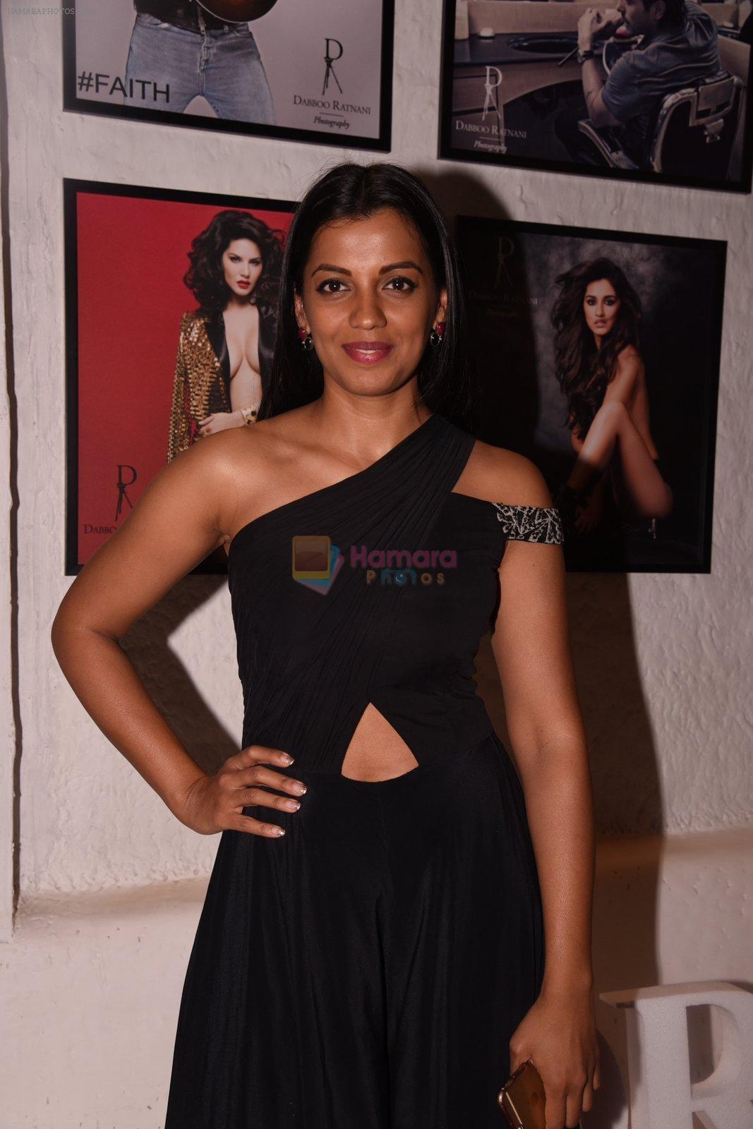 Mugdha Godse at Dabboo Ratnani calendar launch in Mumbai on 11th Jan 2017