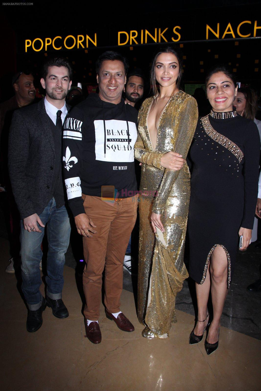 Neil Mukesh at XXX Premiere on 12th Jan 2017