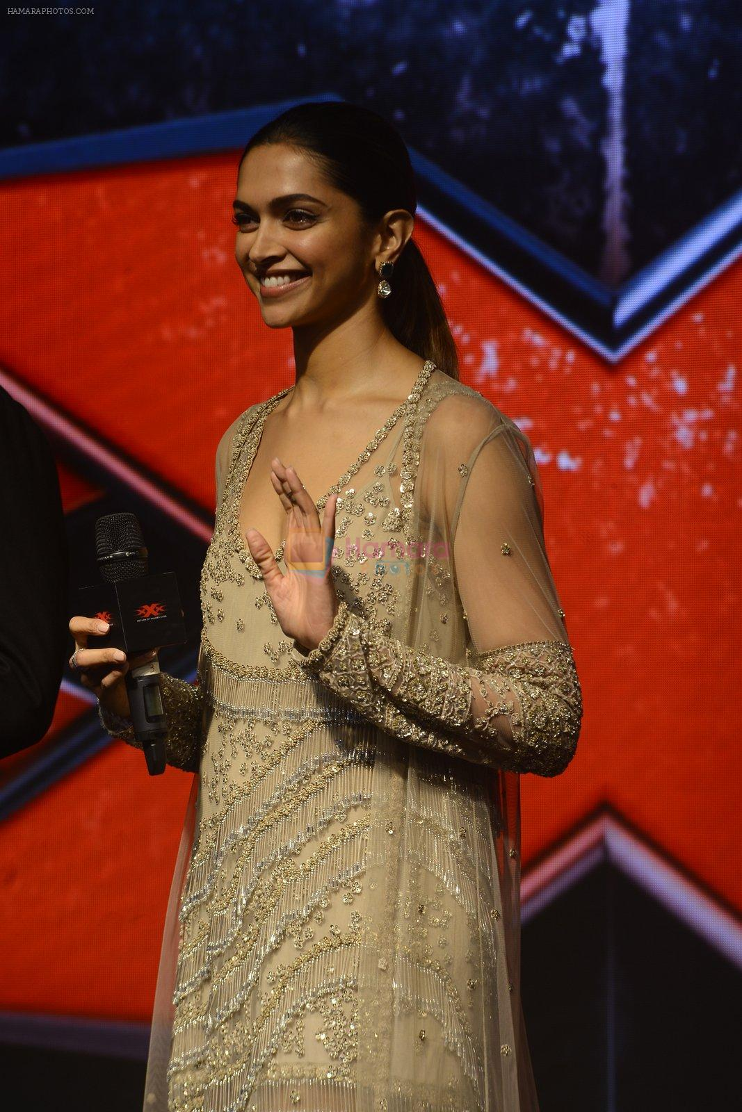 Deepika Padukone at XXX Press Meet on 12th Jan 2017