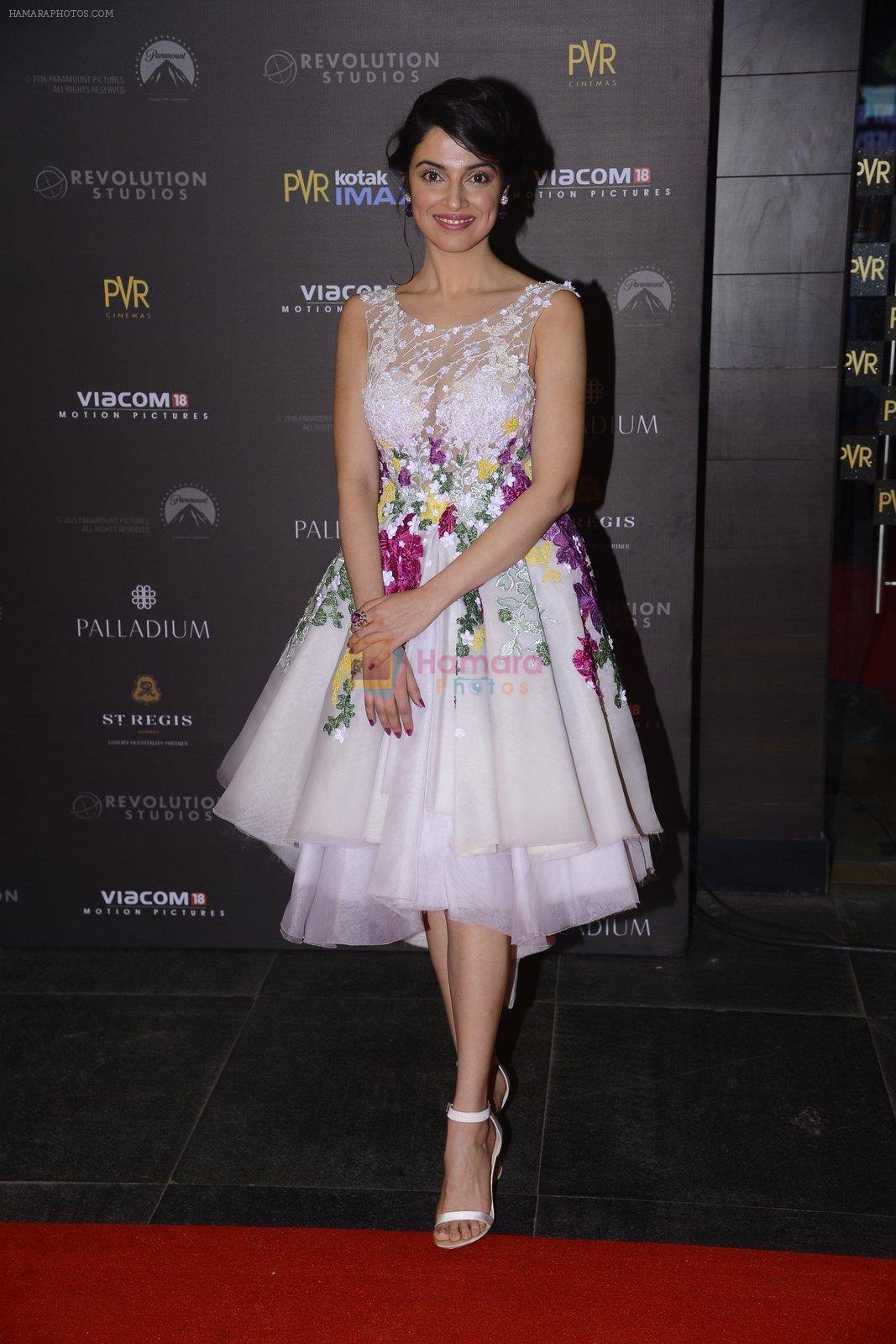 Divya Khosla Kumar at XXX Premiere on 12th Jan 2017