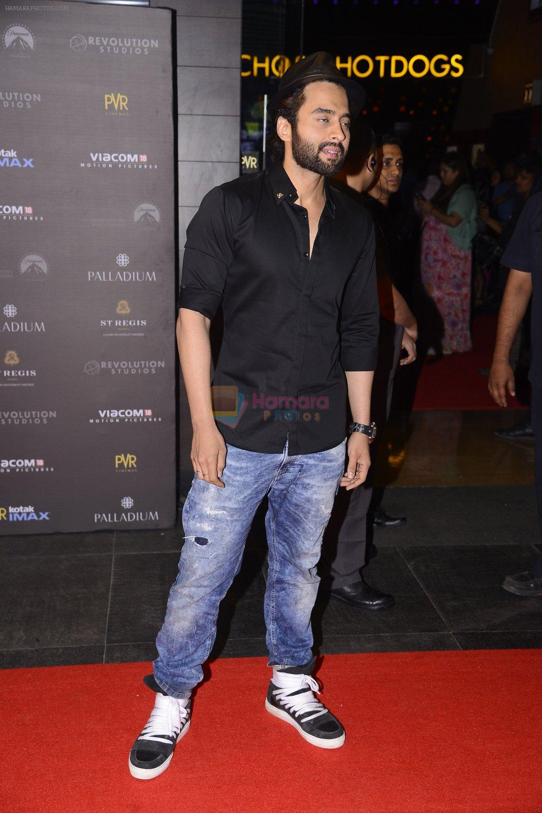 Jackky BHagnani at XXX Premiere on 12th Jan 2017