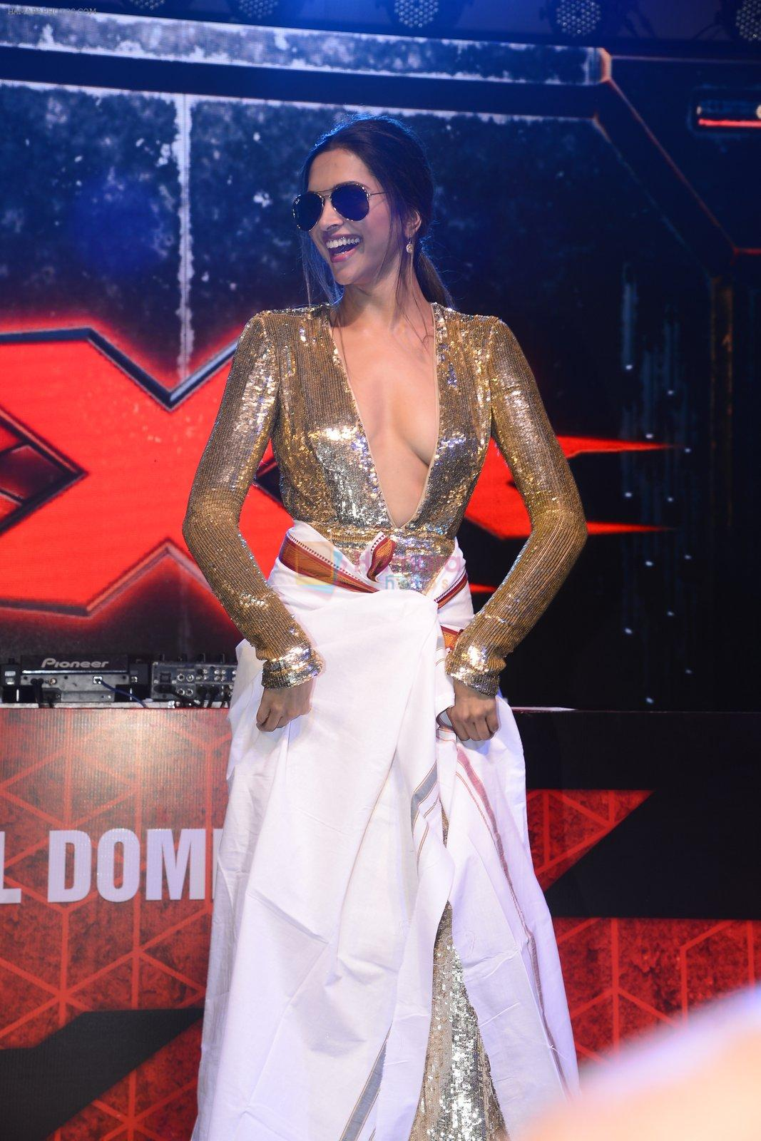 Deepika Padukone at XXX Concert on 12th Jan 2017